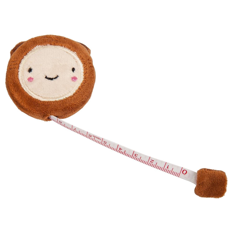 Cute Cartoon Retractable Tape Sewing Cloth Measure Ruler Kids (Bear) TGO
