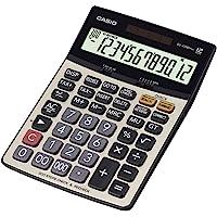 Casio DJ-220D Plus 300 Steps Check & Correct Premium Desktop Calculator with Metallic faceplate & Bigger Screen/Keys (12 Digit)