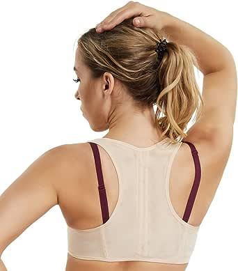 Shapewear Tops for Women Crop Top Shaper Posture Corrector Chest Up Back Support Slimming Vest