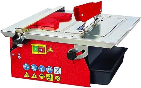 Coupe Carreaux Electrique Rouge Amazon Fr Bricolage