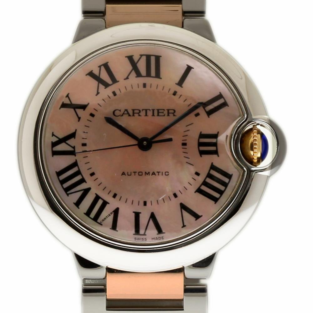 Cartier Ballon Bleu swiss-automatic womens Watch W2BB0011 (Certified Pre-owned)