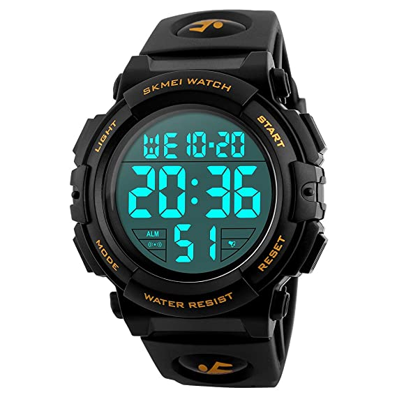 Watches Considerate Kids Watch Clock Waterproof Boys Girl Digital Led Sports Watches Fashion Sport Wristwatches Fine Quality