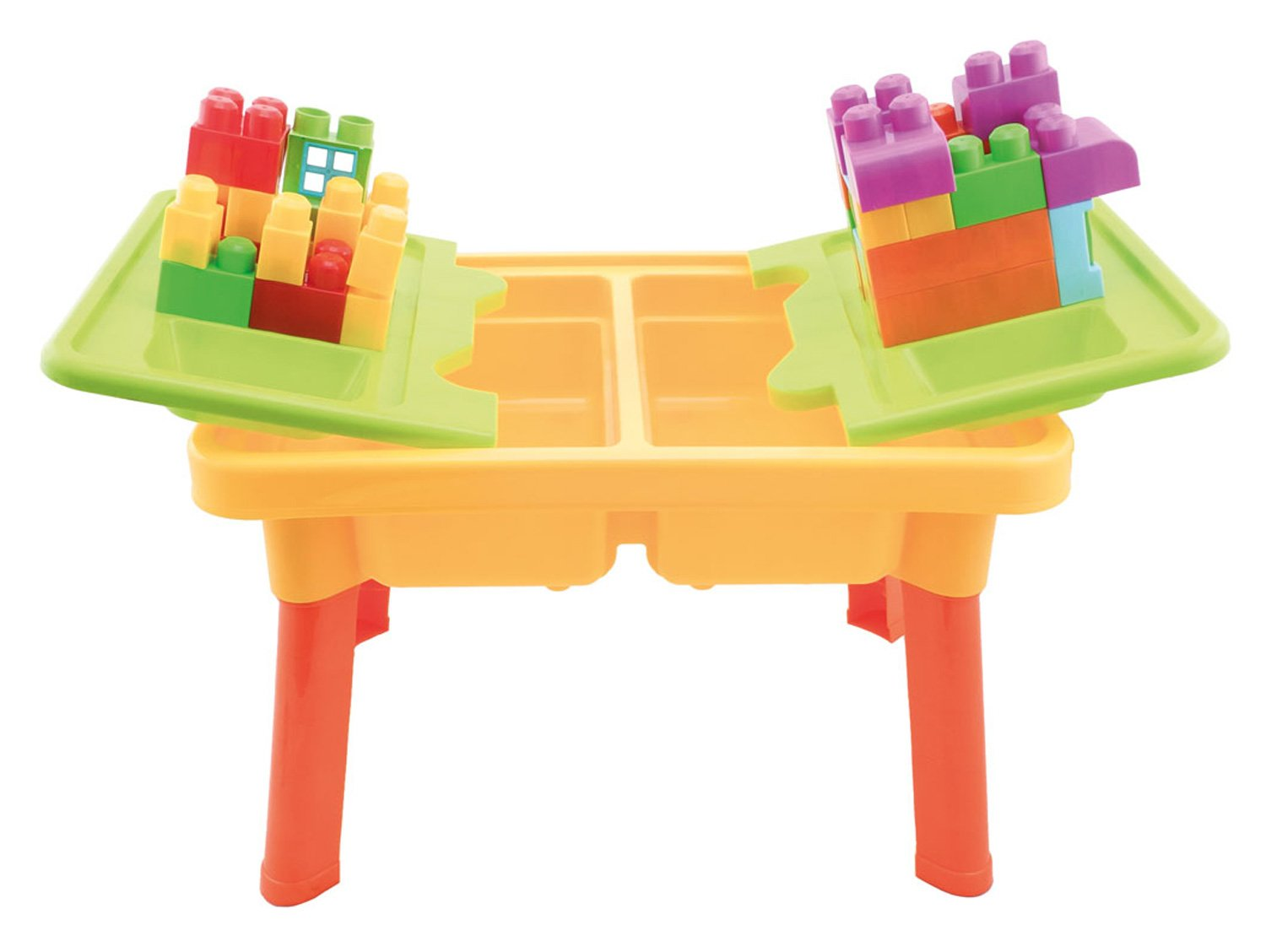 Bieco Activity Table with Accessories (Multi-Colour)