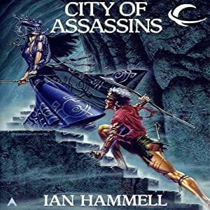 City of Assassins Audiobook