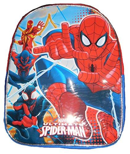 Marvel Ultimate Spider-Man 10 In Backpack