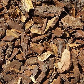 Viveros Horizon Forestal Corteza de Pino para jardineria 45 litros
