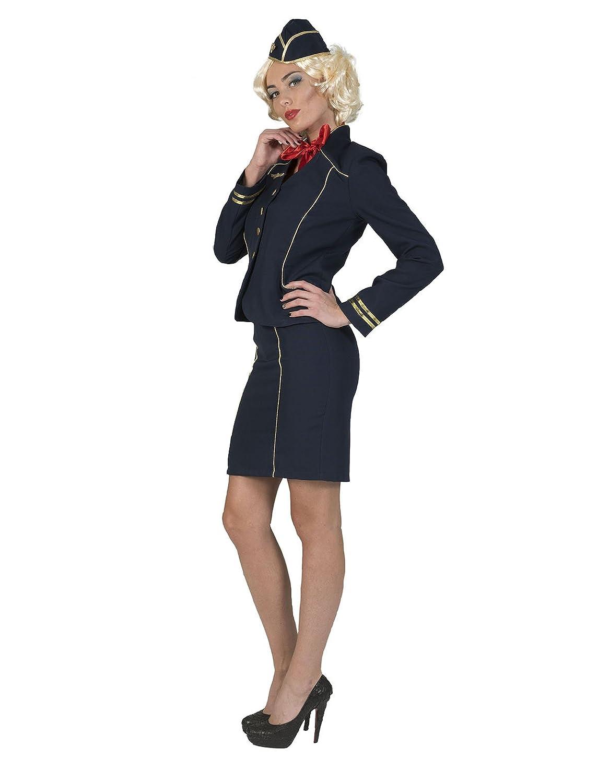 Funny Fashion Azafata de Vestuario Debby Lady, Dama, Traje ...