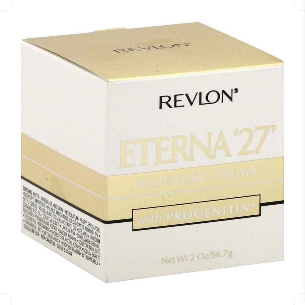 Revlon Eterna '27' Moisture Cream with Progenitin 2 oz (Pack of 6)