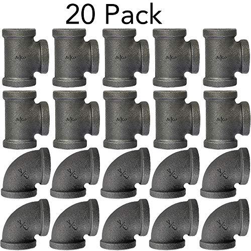 20 Pack - Brooklyn Pipe 3/4