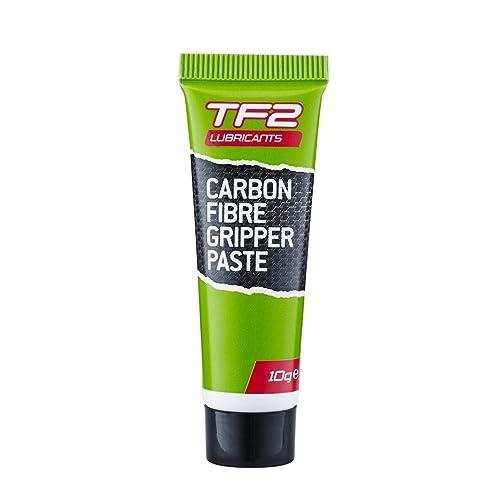 TF2lubrifiants mixte Fibre de carbone Pâte Gripper pour vélos, Vert, 10G