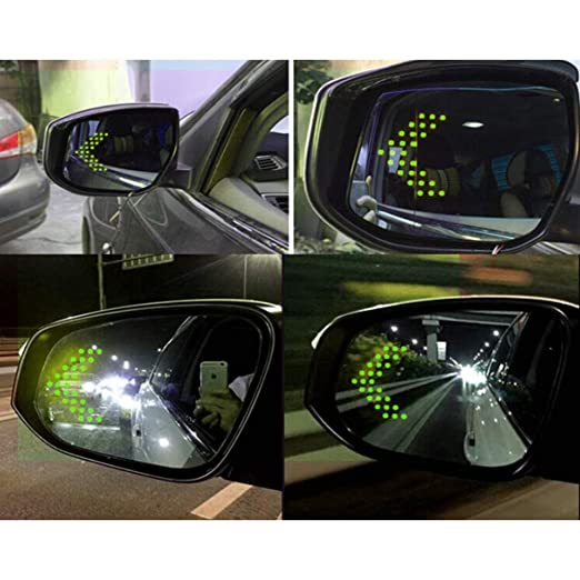 Amazon.com: 2 piezas de 14 SMD LED de estilo de coche panel ...