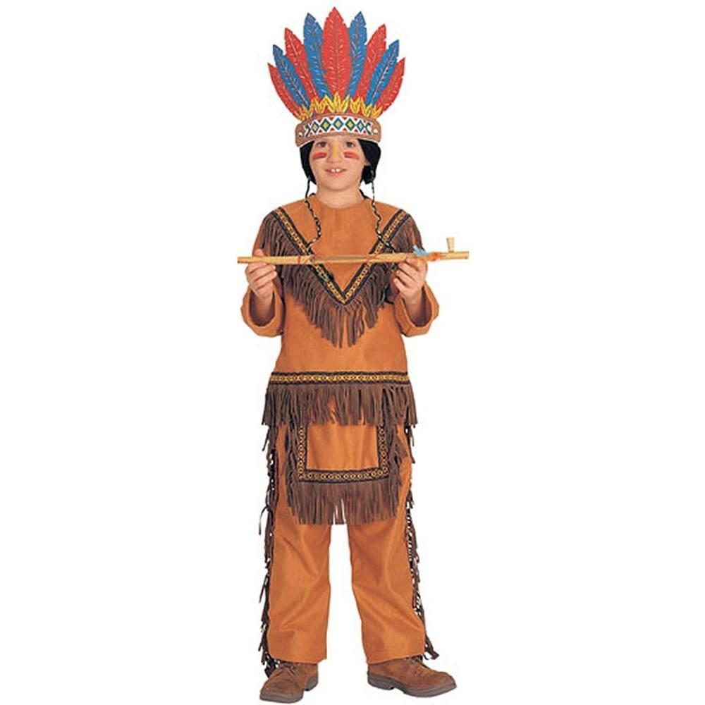 Amazon.com Rubieu0027s Costume Co Native American Boy Costume Large Large Toys u0026 Games  sc 1 st  Amazon.com & Amazon.com: Rubieu0027s Costume Co Native American Boy Costume Large ...