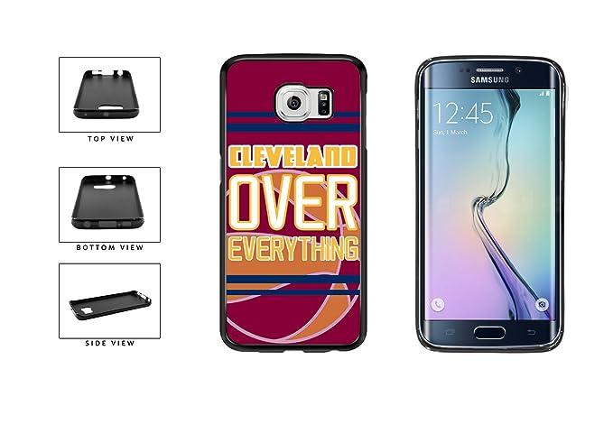 Amazon.com: Galaxy S6 Edge Carcasa de Goma: bleureign (TM ...