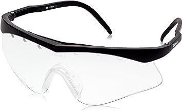 Wilson Jet Gafas de Squash, Unisex, Negro, Talla Única: Amazon ...