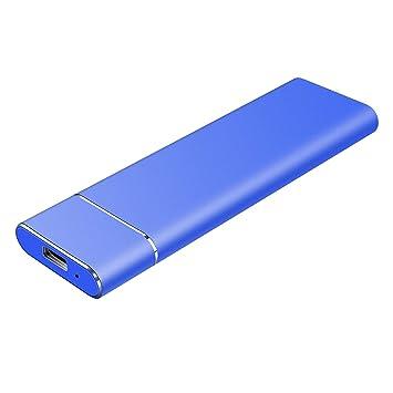 Neeta Disco Duro Externo Portátil 2TB, Type C USB3.1 SATA HDD ...