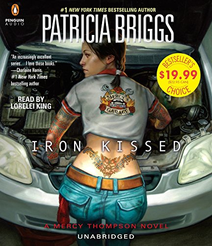 Iron Kissed (A Mercy Thompson Novel) Patricia Briggs