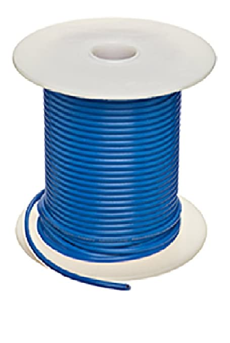 UL1007 300V 20GA Stranded Wire (100 Ft, Blue) - - Amazon.com