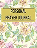Personal Prayer Journal: Floral Design With