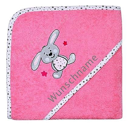 Toalla con capucha, toalla de baño, toalla con capucha con nombres, diseño Seleccionar
