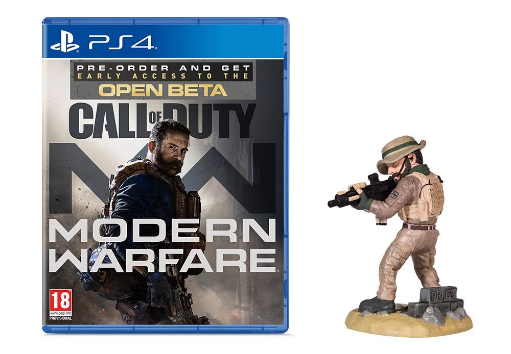 Call of Duty: Modern Warfare Limited Edition (PS4