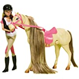 simba 105737206 evi love evis ponyhof inklusive evi puppe und pony spielzeug. Black Bedroom Furniture Sets. Home Design Ideas