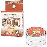 [SSI JAPAN] 日本製 絶対イカせるクリーム 絶頂 オルガズムの極