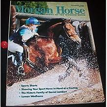 The Morgan Horse November 1996 (Vol. LV, No. 11)