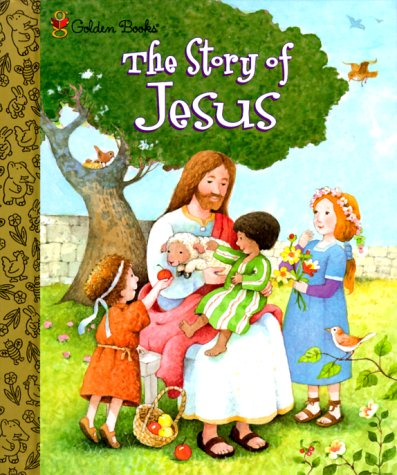 The Story of Jesus (Little Golden Storybook) ebook
