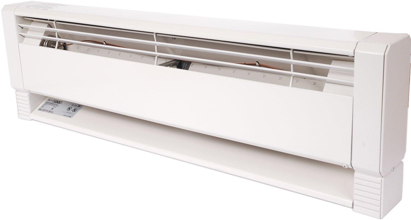 marley hbb754 qmark baseboard heater electric hydronic heater portable amazoncom - Baseboard Heat