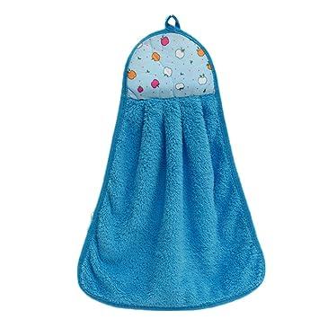 Wa Toalla de baño de algodón suave Toalla de mano para niños (30 x 42 cm): Amazon.es: Hogar