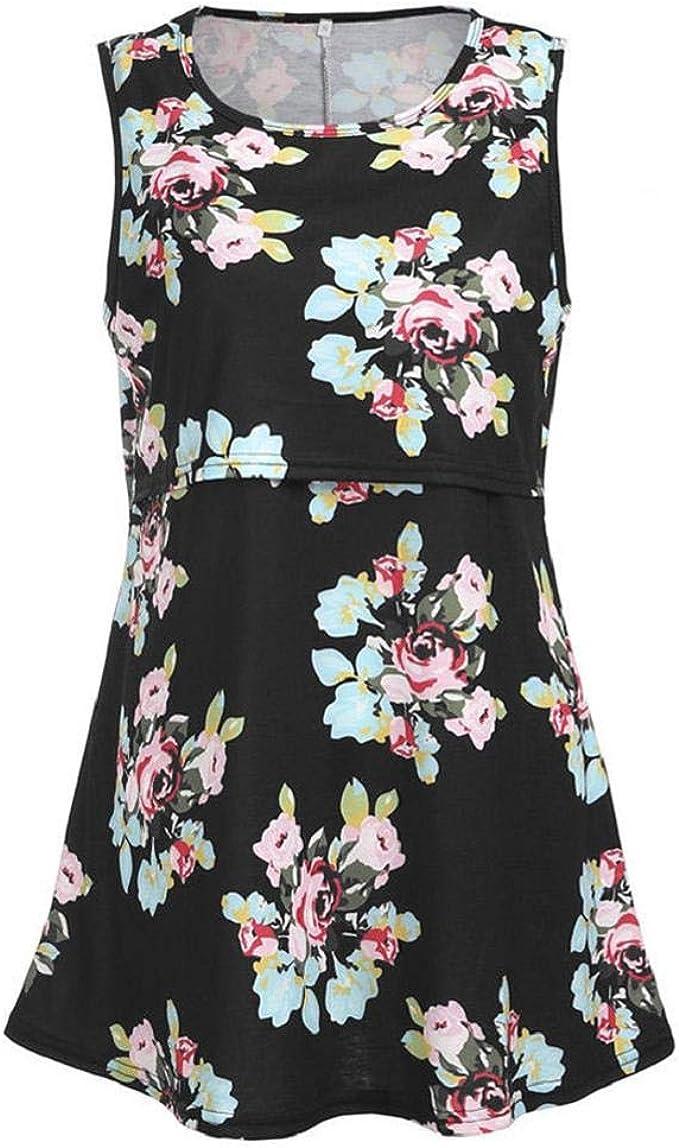 Pleated Dress Nursing Breastfeeding Modal Cotton Pink Elegant S//M//L//XL//2XL