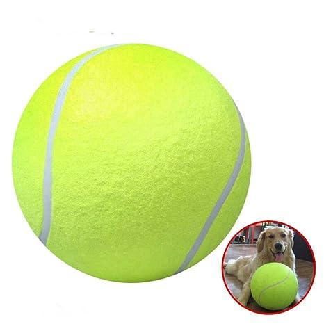 Banyoun: pelota de tenis gigante para mascotas de 24 cm, 1 ud ...