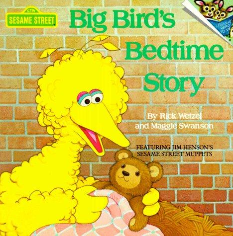 Big Bird's Bedtime Story (Pictureback(R))