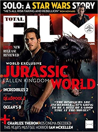 Total Film Magazine June 2018 Jurassic World Total Film