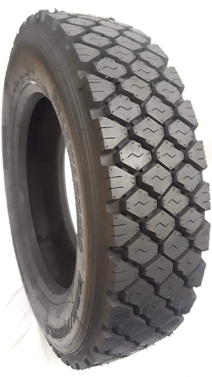 (1-TIRE) 225/70R19.5 ROAD WARRIOR # DP800 DRIVE TIRES 14 PLY HEAVY DUTY 22570195