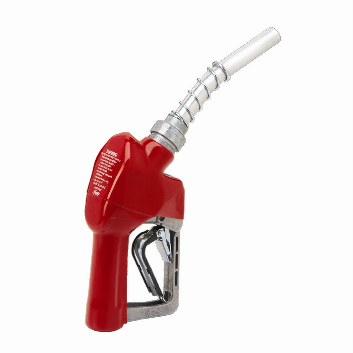 Husky 159404N-02 New X Unleaded Nozzle with Three Notch Hold Open Clip and Full Grip Guard