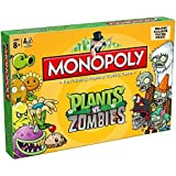 Plants vs Zombies Monopoly Board Game