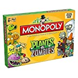 world warcraft monopoly - Plants vs Zombies 25966 Monopoly by Plants vs Zombies