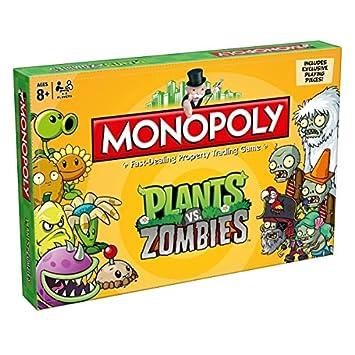 Amazon plants vs zombies plants vs zombies monopoly board game plants vs zombies plants vs zombies monopoly board game voltagebd Gallery