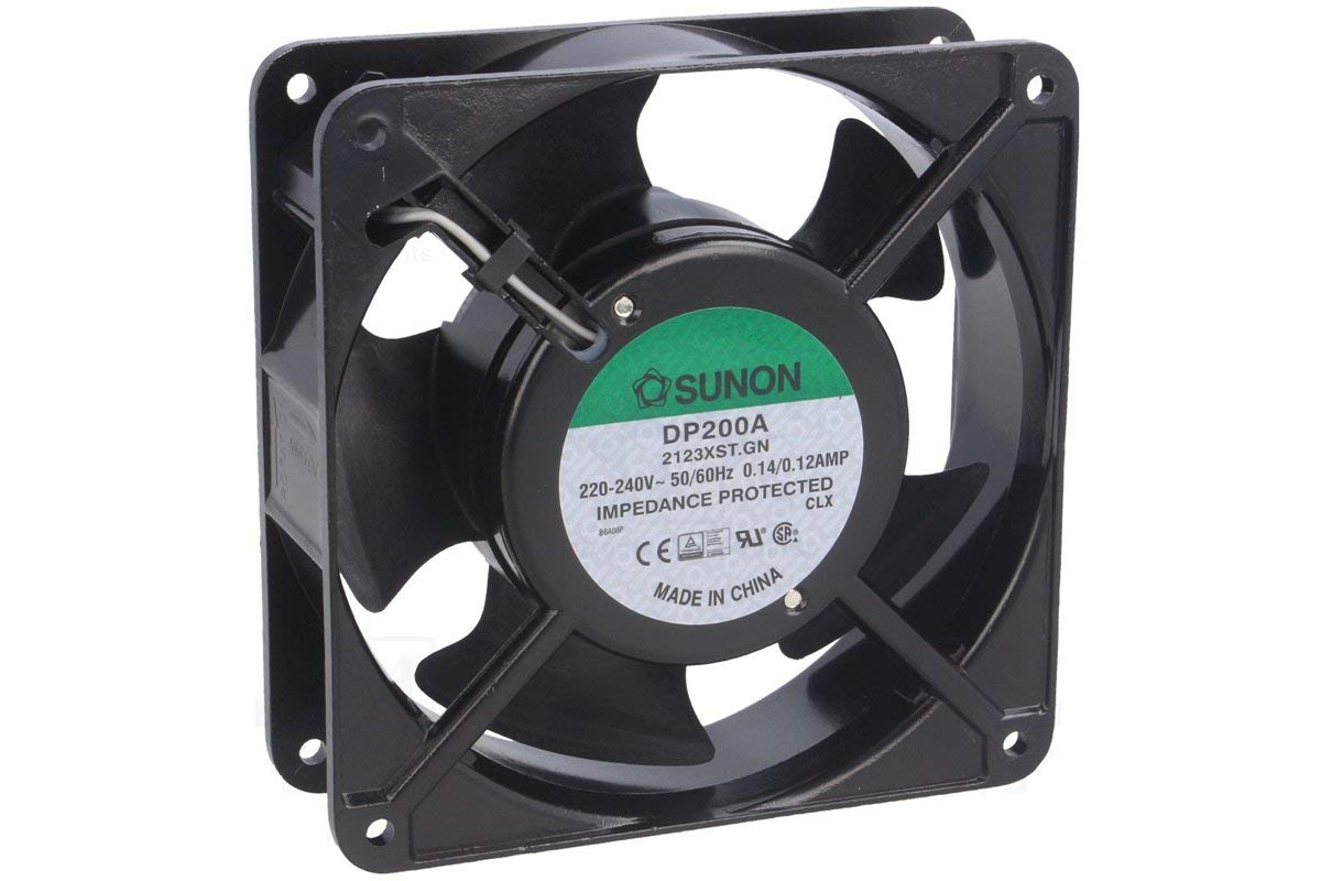 Ventilador 220V Sunon DP200A (120x120x38mm): Amazon.es: Amazon.es