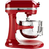 KitchenAid Professional HD Stand Mixer- Red