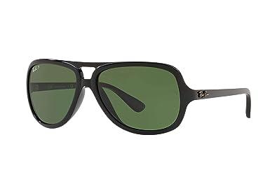Amazon.com: Ray-Ban RB4162 601/2P - Gafas de sol (lente ...