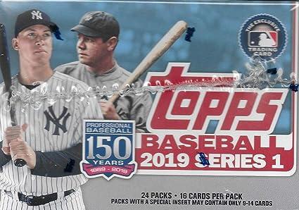 2020 serie béisbol 1 Caja Jumbo Topps 2 paquetes de Plata