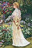 #9: Dimensions Needlecrafts Counted Cross Stitch, In Her Garden