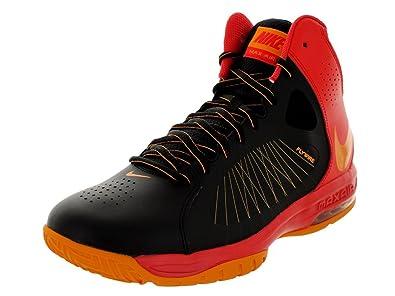 Amazon | Nike Men's Air Max Actualizer II Black/Kumquat/Lt Crimson Basketball  Shoe 10 5 Men US | Basketball