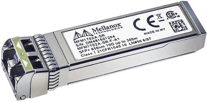 MELLANOX MFM1T02A-SR ACCS: Qnap: Amazon.es: Electrónica