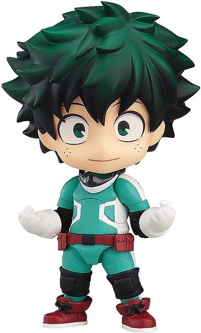 Good Smile My Hero Academia Deku Izuku Midoriya Smash Nendoroid Action Figure Multicolor
