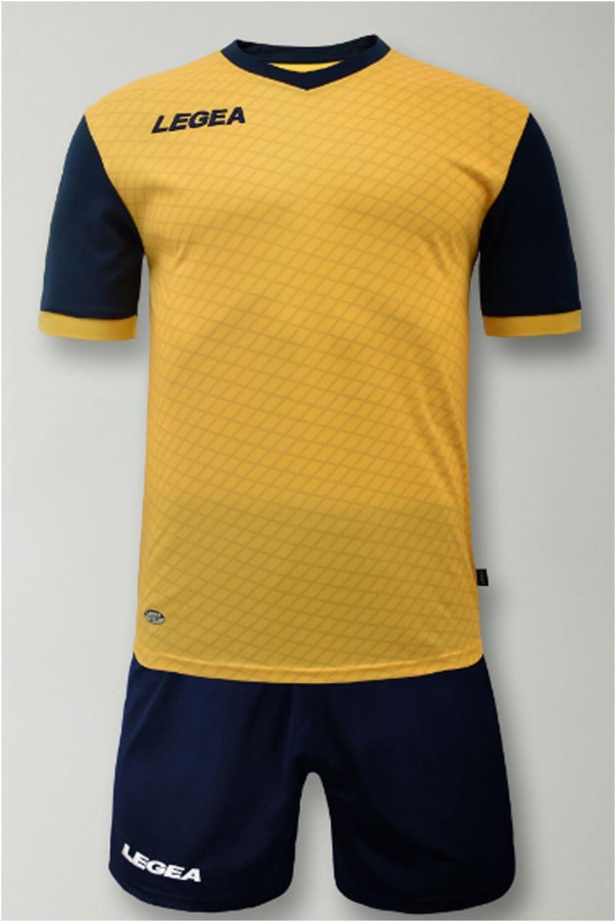 LEGEA Kit Narbona Futbolín Completo Camiseta y pantalón Deportivo ...