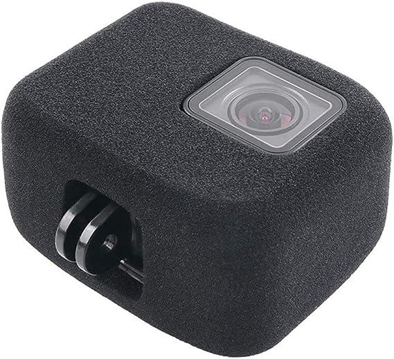 PARABREZZA per GoPro Fotocamera-rumore del vento per Reduces audio ottimale