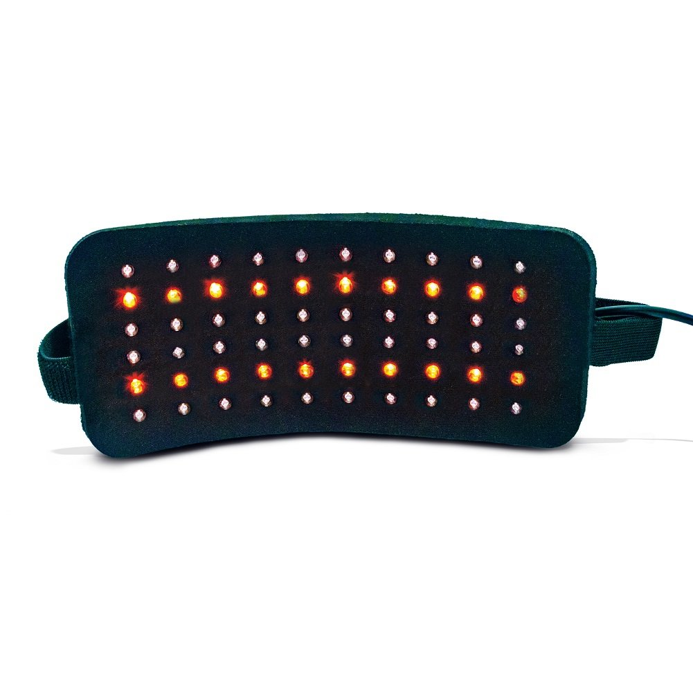 Amazon Com Infrared Led Therapy Pad Dual Light Deep